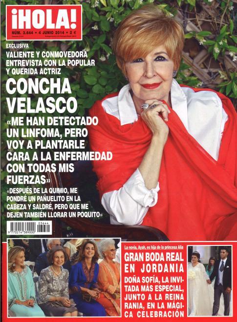 HOLA portada 28 de Mayo 2014