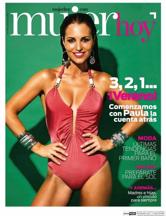 MUJER HOY portada 4 de Mayo 2014