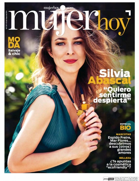 MUJER HOY portada 11 de Mayo 2014