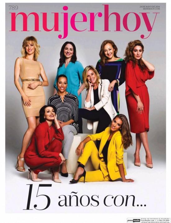MUJER HOY portada 25 de Mayo 2014