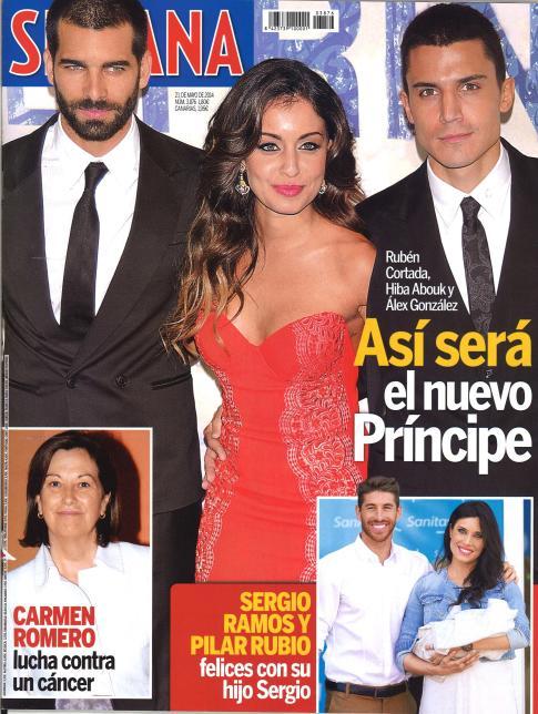 SEMANA portada 14 de Mayo 2014
