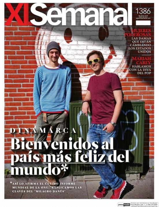 XL SEMANAL portada 18 de Mayo 2014
