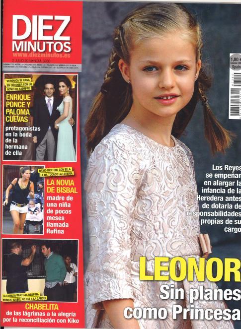 DIEZ MINUTOS portada 25 de junio 2014