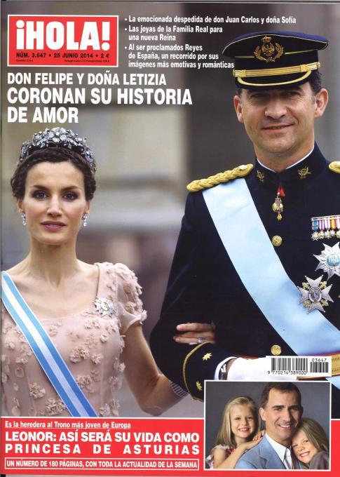 HOLA portada 18 de Junio 2014