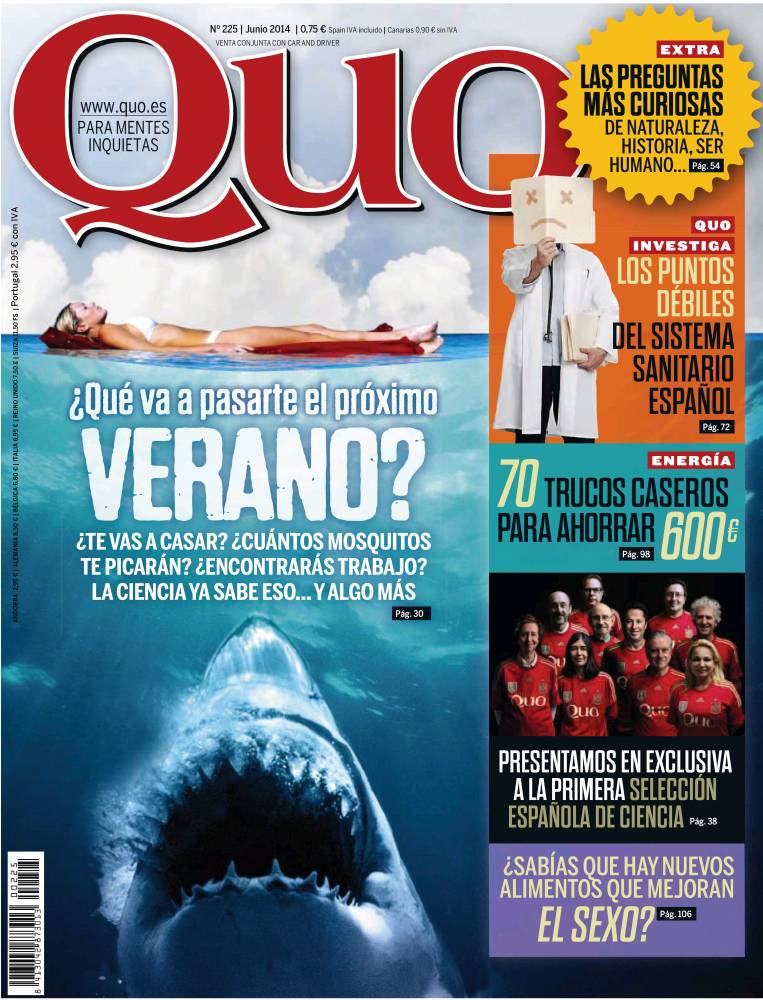 QUO portada Junio 2014