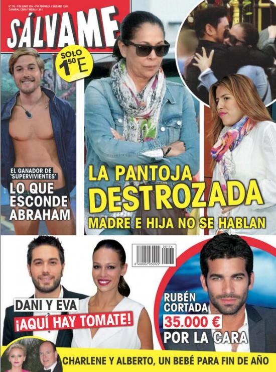 SALVAME portada 2 de junio 2014