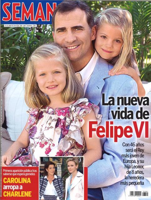 SEMANA portada 18 de Junio 2014