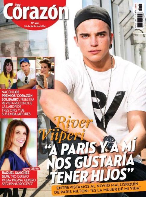 HOY CORAZON portada 30 de Junio 2014