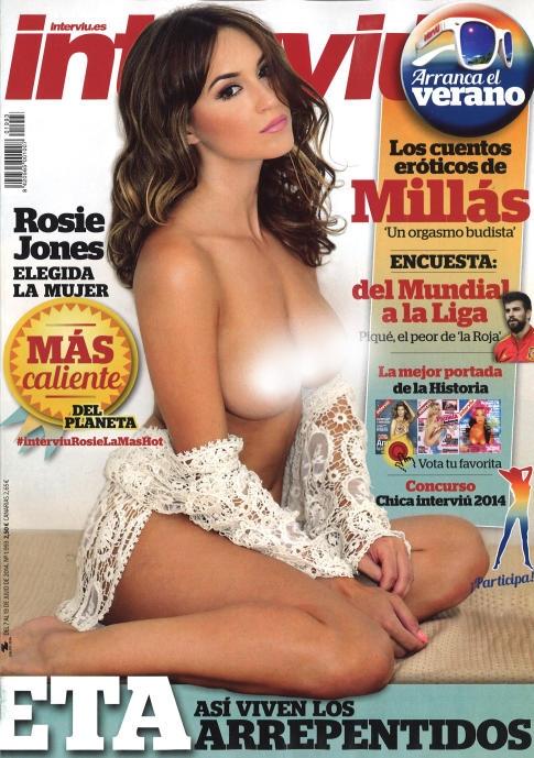 INTERVIU portada 7 de Julio 2014