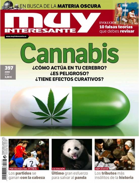 MUY INTERESANTE portada Junio 2014