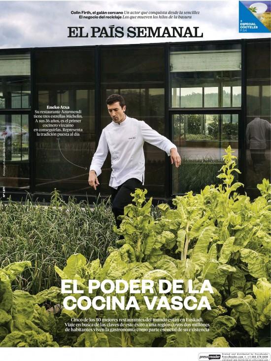 PAIS SEMANAL portada 12 de Julio 2014