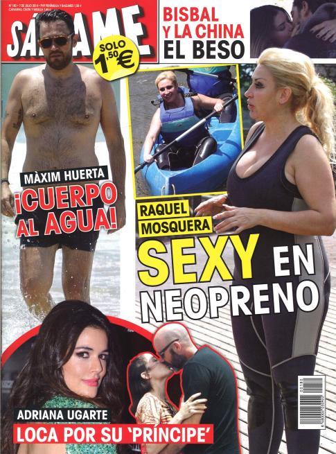 SALVAME portada 30 de Junio 2014
