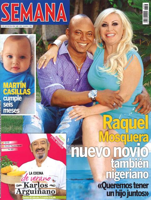 SEMANA portada 3 de Julio 2014