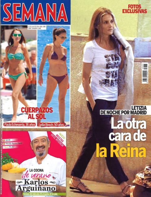 SEMANA portada 16 de Julio 2014