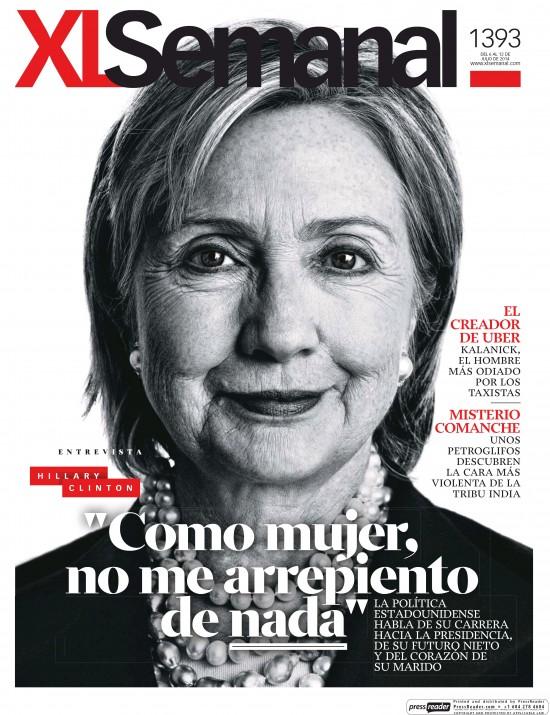 XL SEMANAL portada 11 de Julio 2014
