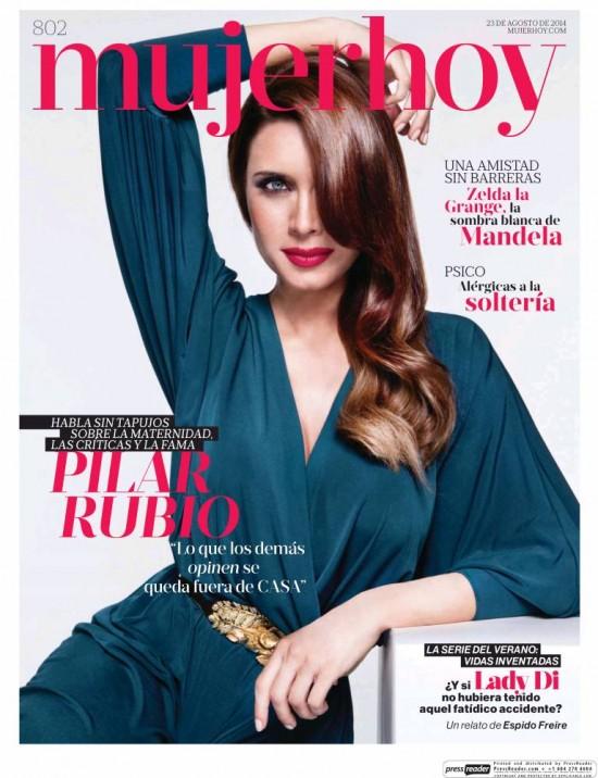 MUJER HOY portada 24 de Agosto 2014