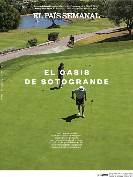 PAIS SEMANAL portada 24 de Agosto 2014