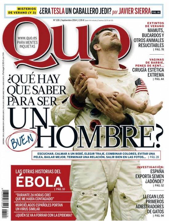 QUO portada Septiembre 2014