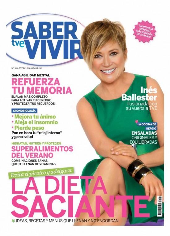 SABER VIVIR portada Septiembre 2014
