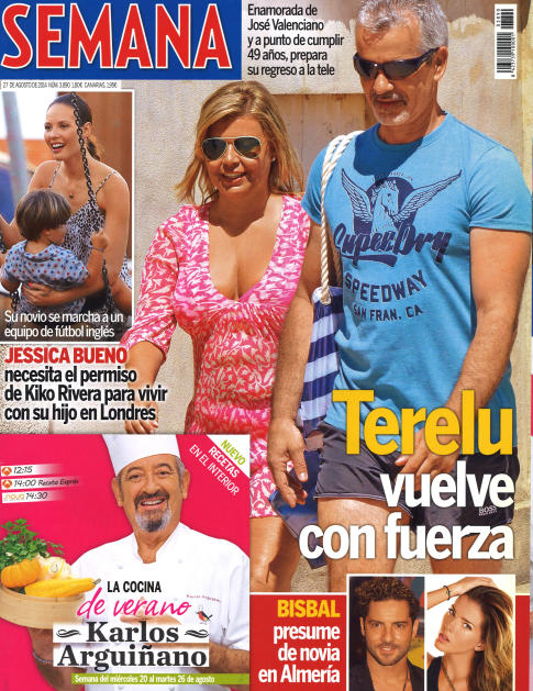 SEMANA portada 20 de Agosto 2014