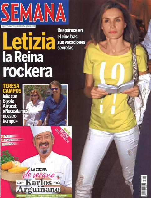 SEMANA portada 27 de Agosto 2014