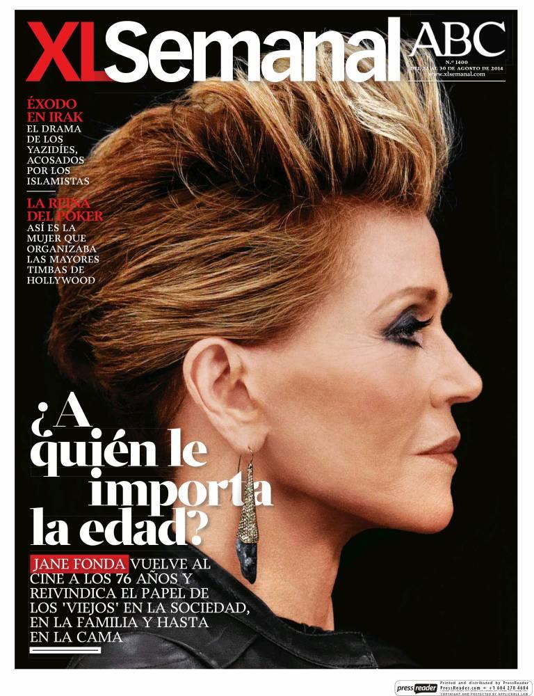 XL SEMANAL portada 24 de Agosto 2014
