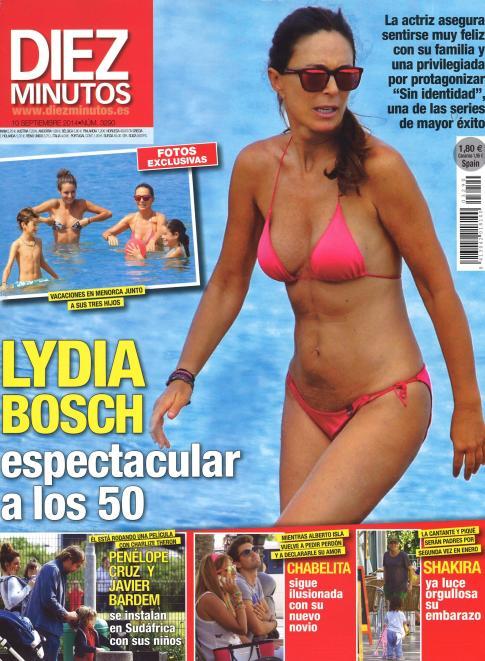 DIEZ MINUTOS portada 3 de Septiembre 2014