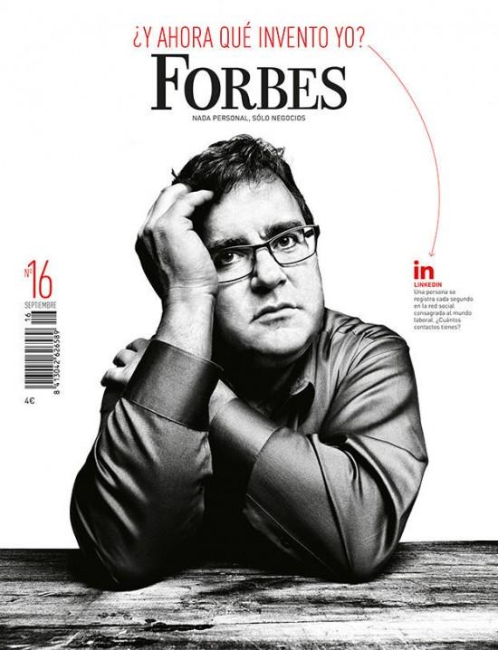 FORBES portada Septiembre 2014