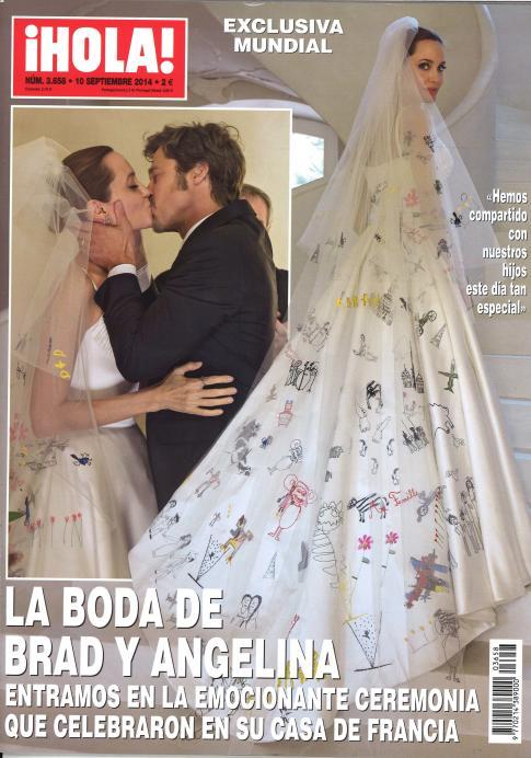 HOLA portada 3 de Septiembre 2014