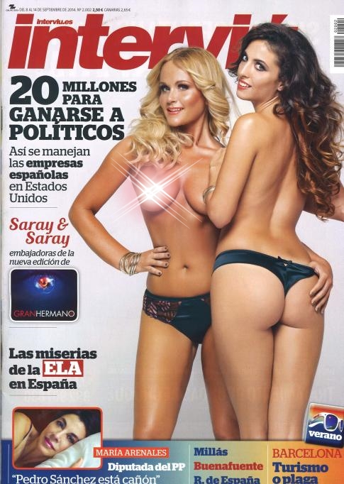 INTERVIU portada 8 Septiembre 2014