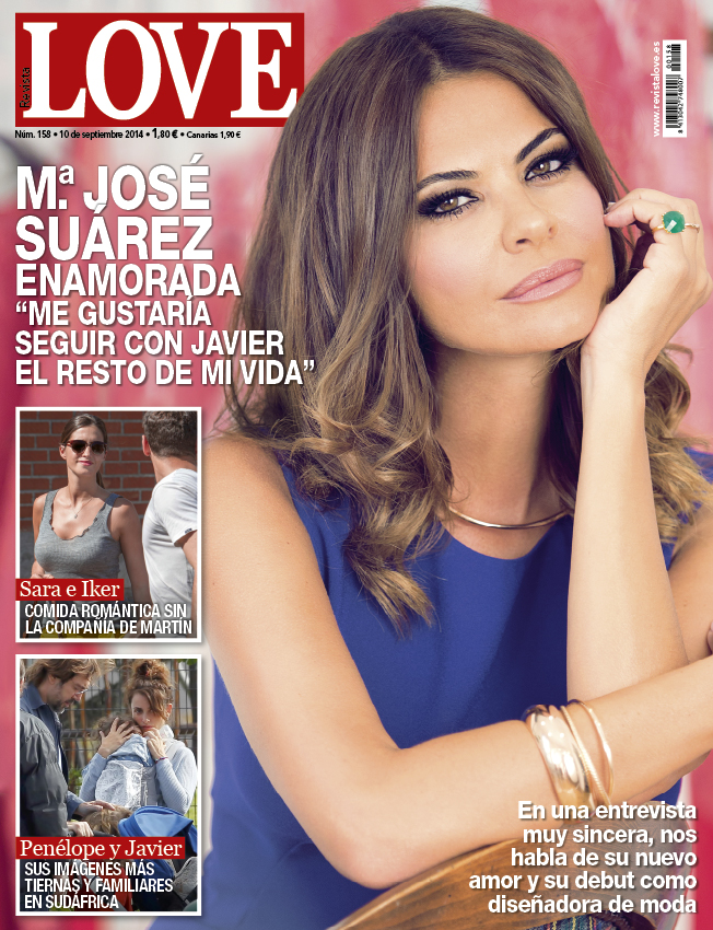 LOVE portada 3 de Septiembre 2014