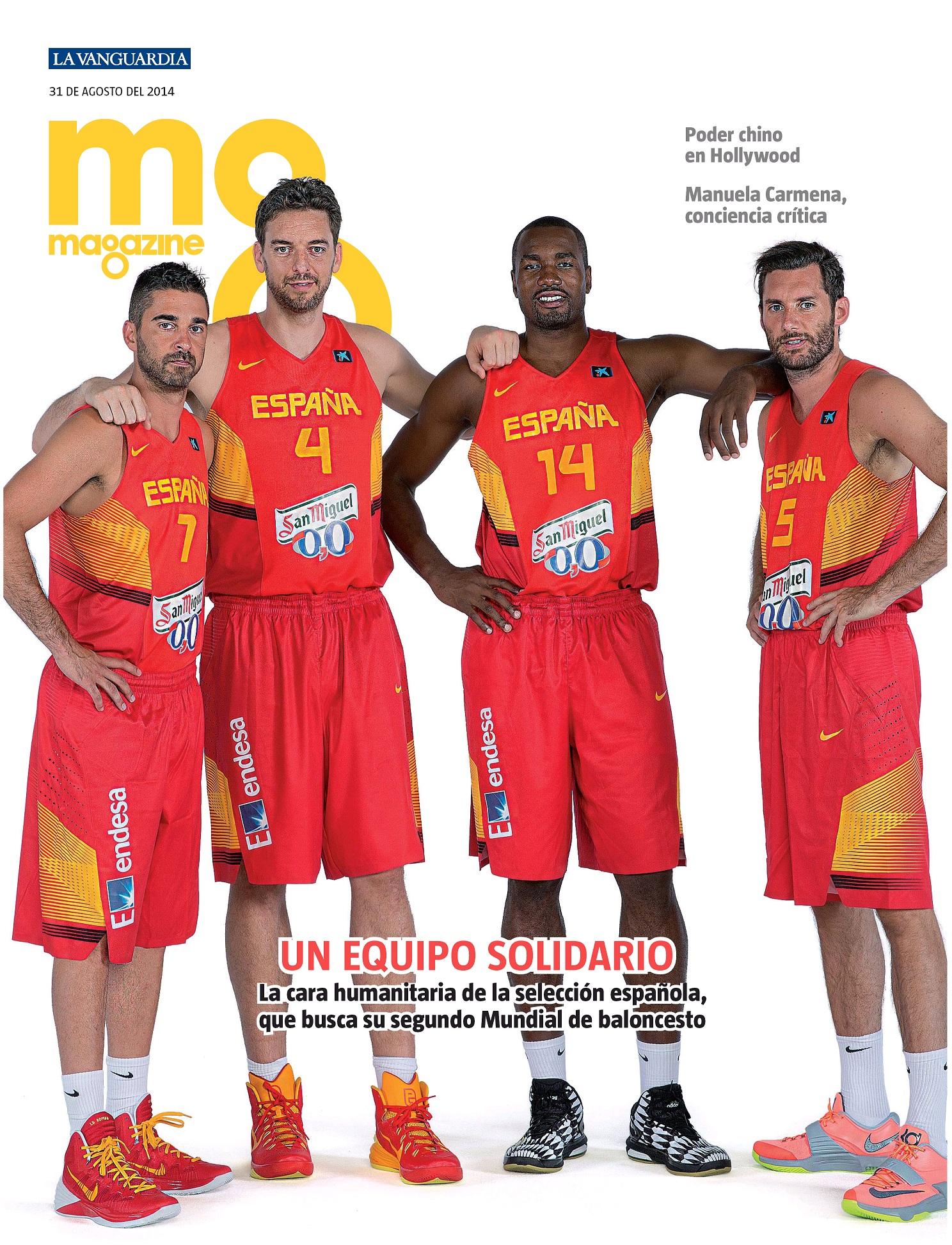 MEGAZINE portada 31 de Agosto 2014