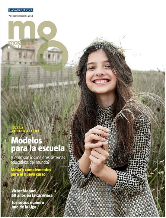 MEGAZINE portada 8 de Septiembre 2014