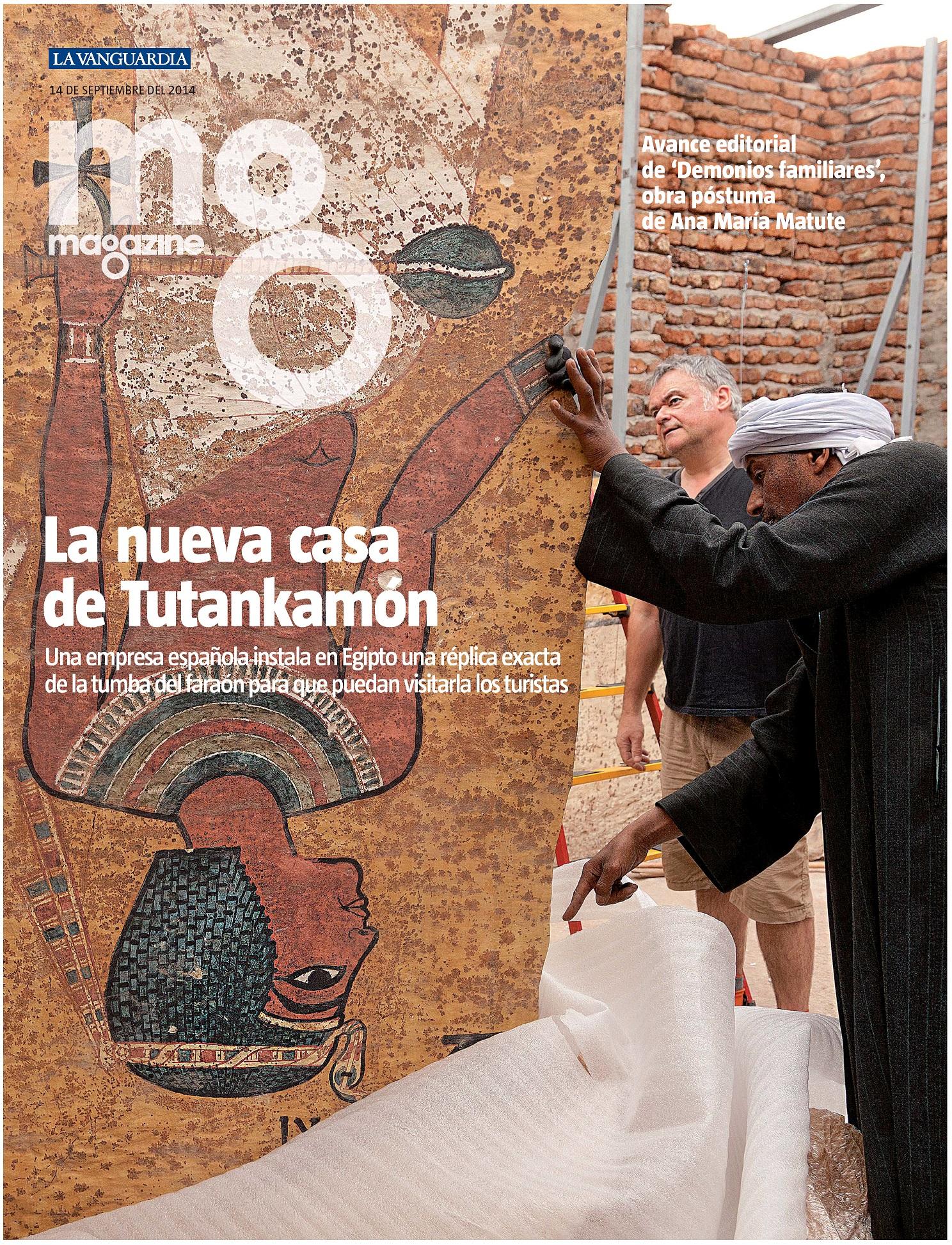 MEGAZINE portada 24 de Septiembre 2014