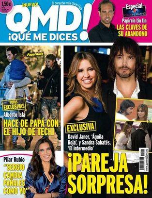 QUE ME DICES portada 29 de Septiembre 2014