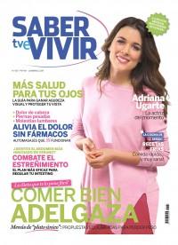 SABER VIVIR portada Octubre 2014