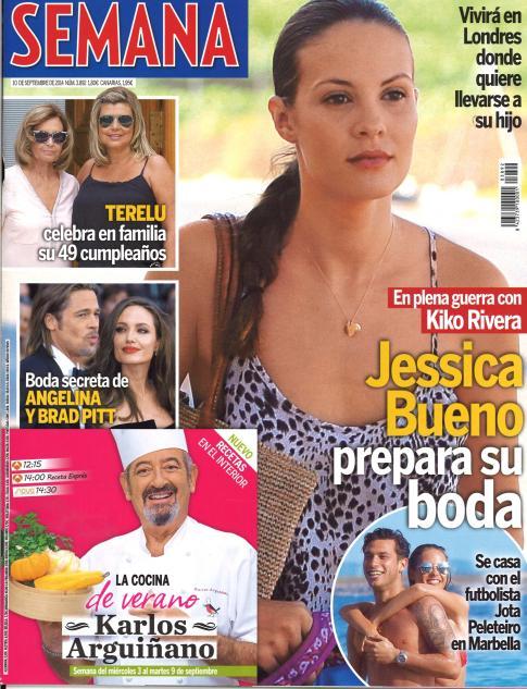 SEMANA portada 3 de Septiembre 2014
