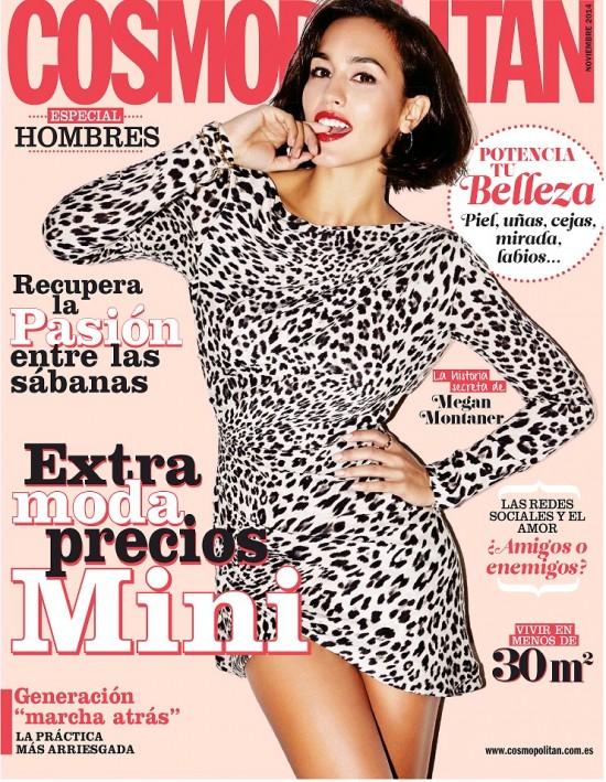 COSMOPOLITAN portada Noviembre 2014