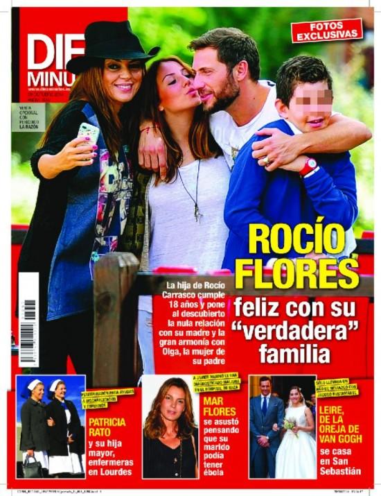 DIEZ MINUTOS portada 22 de Octubre 2014