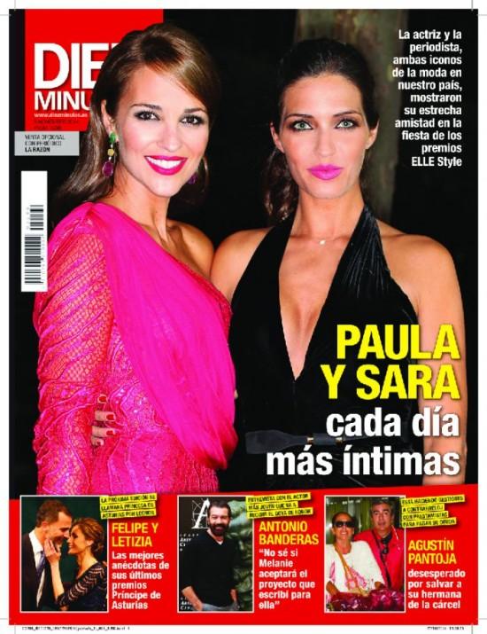 DIEZ MINUTOS portada 29 de octubre 2014