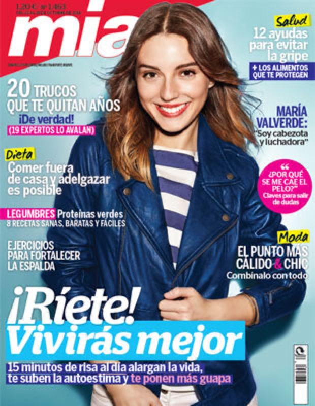 MIA portada 22 de Octubre 2014