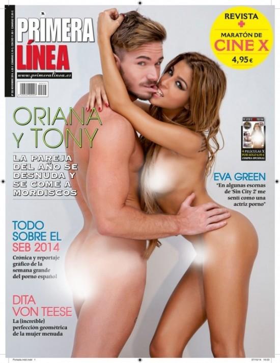 PRIMERA LINEA portada Noviembre 2014