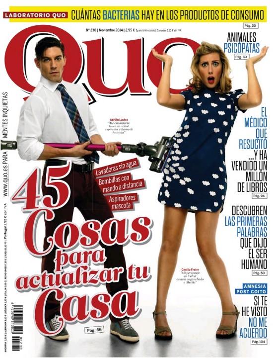 QUO portada Noviembre 2014