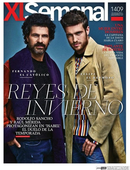 XL SEMANAL portada 26 de Octubre 2014
