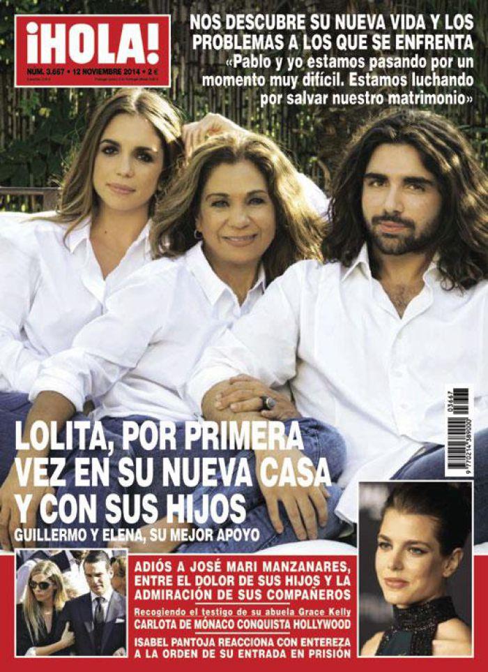 HOLA portada 5 de Noviembre 2014