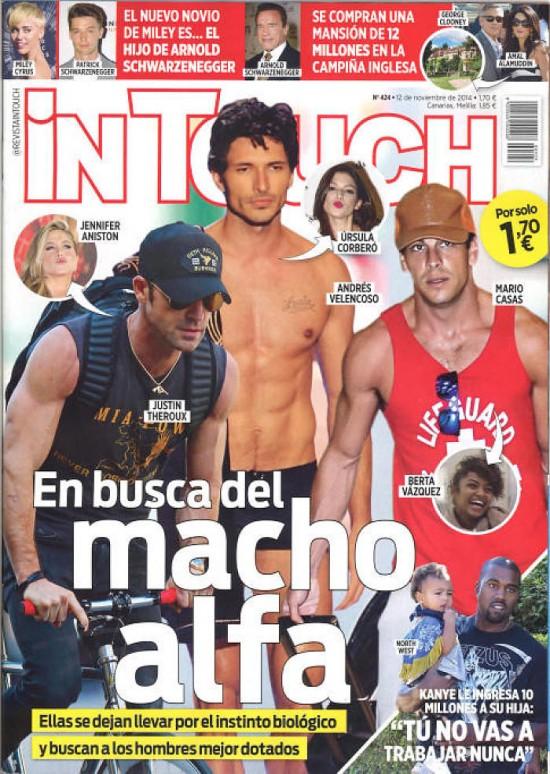 HOLA portada 12 de Noviembre 2014