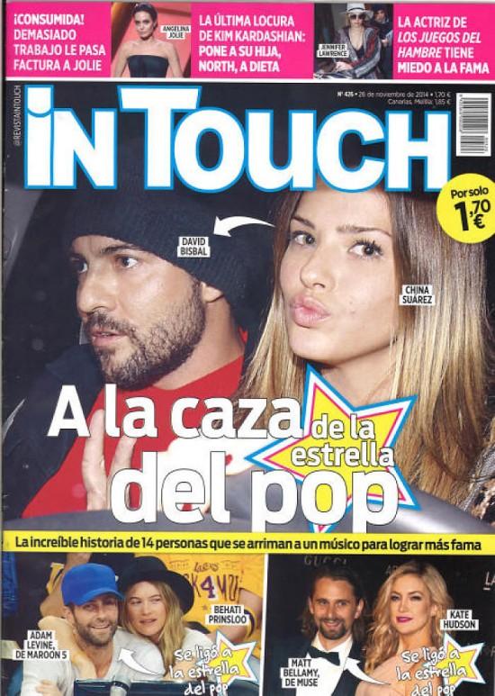 INTOUCH portada 26 de noviembre 2014