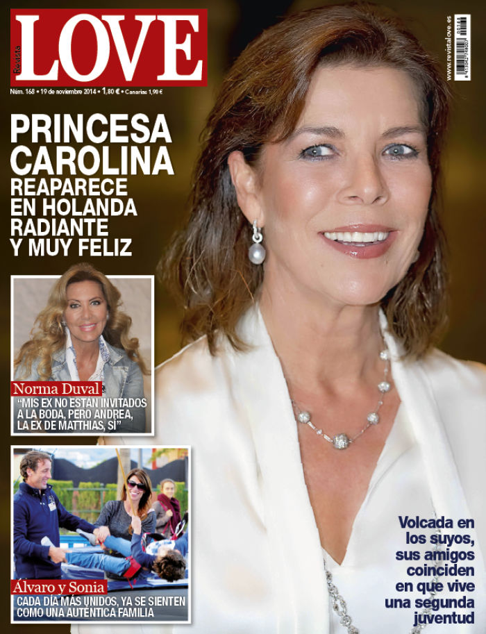 LOVE portada 12 de Noviembre 2014