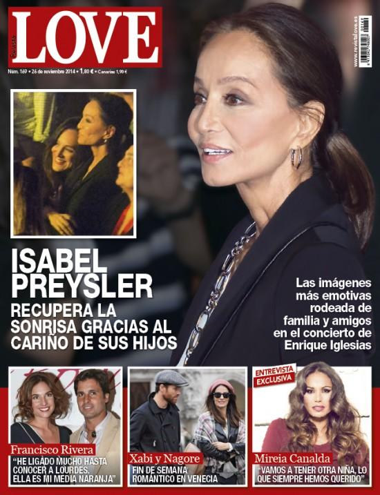 LOVE portada 19 de Noviembre 2014