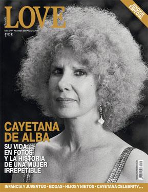 LOVE portada 24 de Noviembre 2014